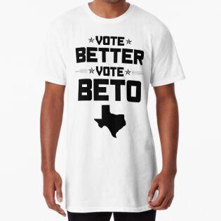 6e126e71 Vote Better, Vote Beto O'Rourke