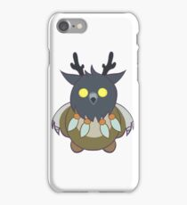 Worgen Boomkin With Purple Lines iPhone Case/Skin