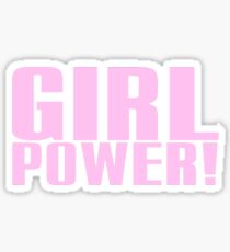 GIRL POWER! Sticker