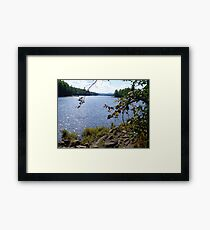 Madawaska River Framed Print