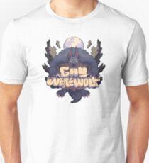 gay werewolf Unisex T-Shirt