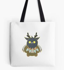 Worgen Boomkin with Light Lines Tote Bag
