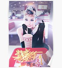 Breakfast At In n Out  Poster