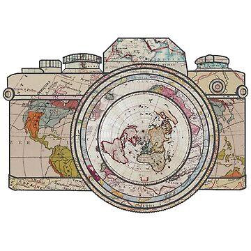 Fotógrafo de Wanderlust Viaja por el mundo de Zelius