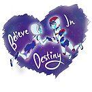 Kallura - Believe in Destiny! by k-lionheart