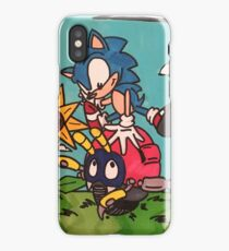 Sonic The Hedgehog - Green Hill iPhone Case/Skin