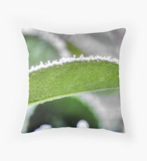 Just Leafey Throw Pillow