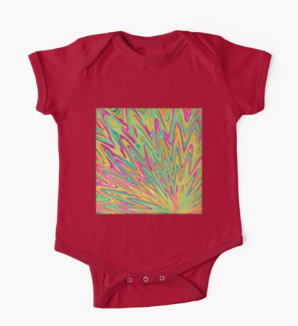 Abstract Newborn Star Kids Clothes