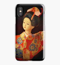Little Geisha Doll iPhone Case/Skin