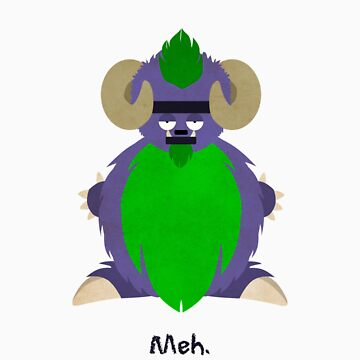 Meh the Monster 2 by Thur