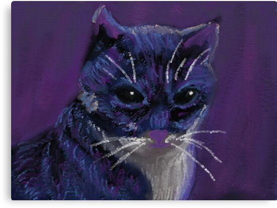 Dark Feline by EternaLetizia