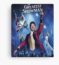 the greatest showman Canvas Print