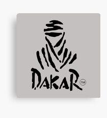Rally Dakar Canvas Print