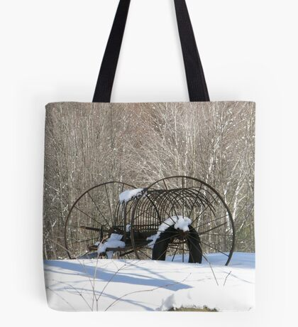 A Piece of the Past Tote Bag