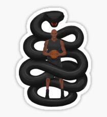 Kobe Bryant Mamba Sticker