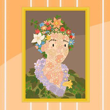 Flora by Arcimboldo by alapapaju