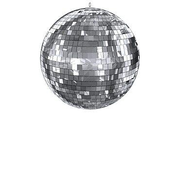 DJ Disco Dancing Ball by ianlewer
