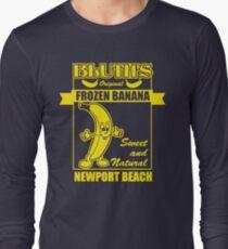 Bluth's Original Frozen Banana Long Sleeve T-Shirt
