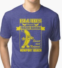 Bluth's Original Frozen Banana Tri-blend T-Shirt