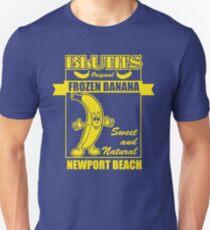Camiseta ajustada Plátano congelado original de Bluth