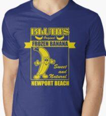 Bluth's Original Frozen Banana Men's V-Neck T-Shirt