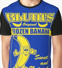 Bluth's Original Frozen Banana Graphic T-Shirt