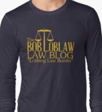 The Bob Loblaw Low Blog Long Sleeve T-Shirt