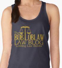 The Bob Loblaw Low Blog Women's Tank Top