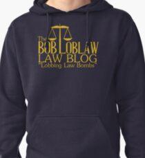 The Bob Loblaw Low Blog Pullover Hoodie