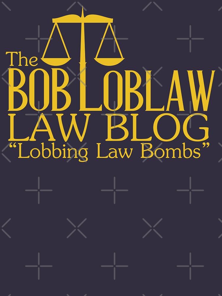 Der Bob Loblaw Law Blog von McPod