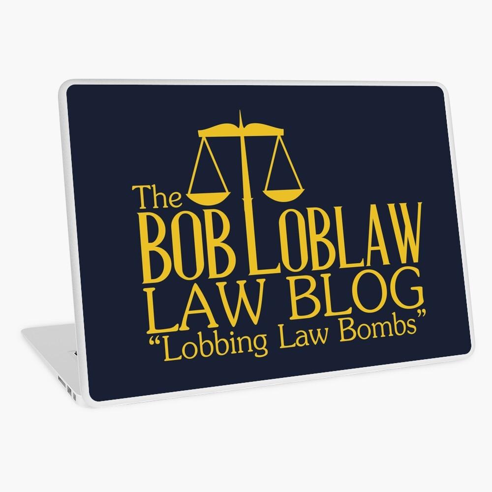 Der Bob Loblaw Low Blog Laptop Folie