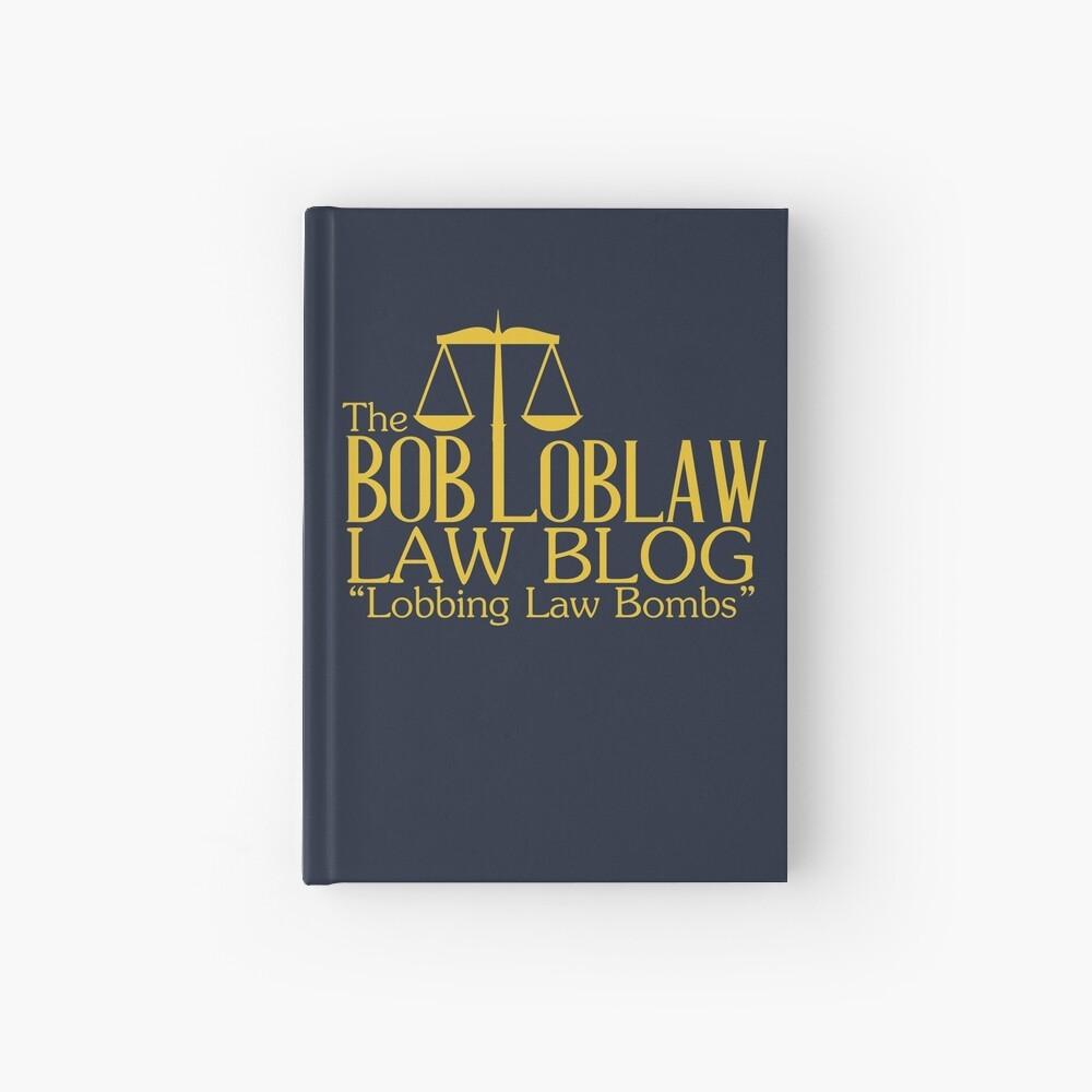 Der Bob Loblaw Low Blog Notizbuch