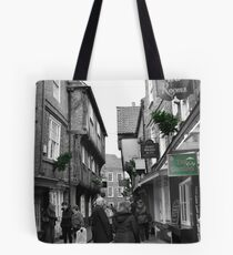 York shambles  Tote Bag