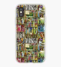 Vinilo o funda para iPhone Biblioteca