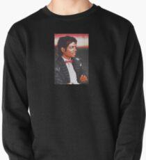 BLACKPINK SUPREME MICHAEL JACKSON black hoodie Pullover