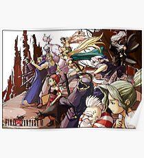 Final Fantasy VI Poster
