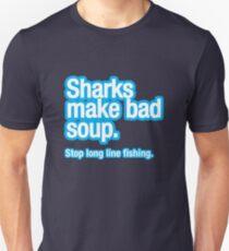 Shark fin soup Unisex T-Shirt