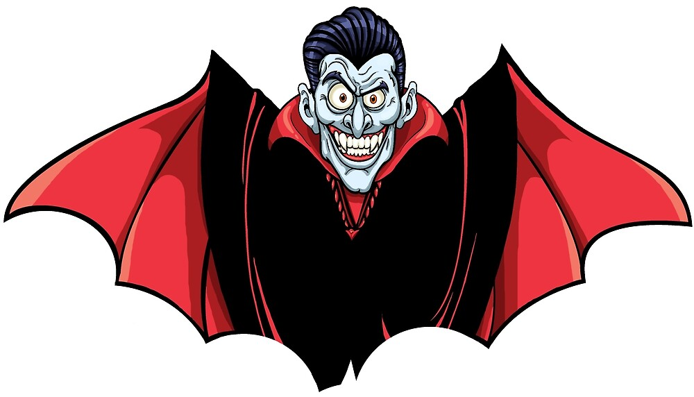 Count Dracula by MrSmithMachine