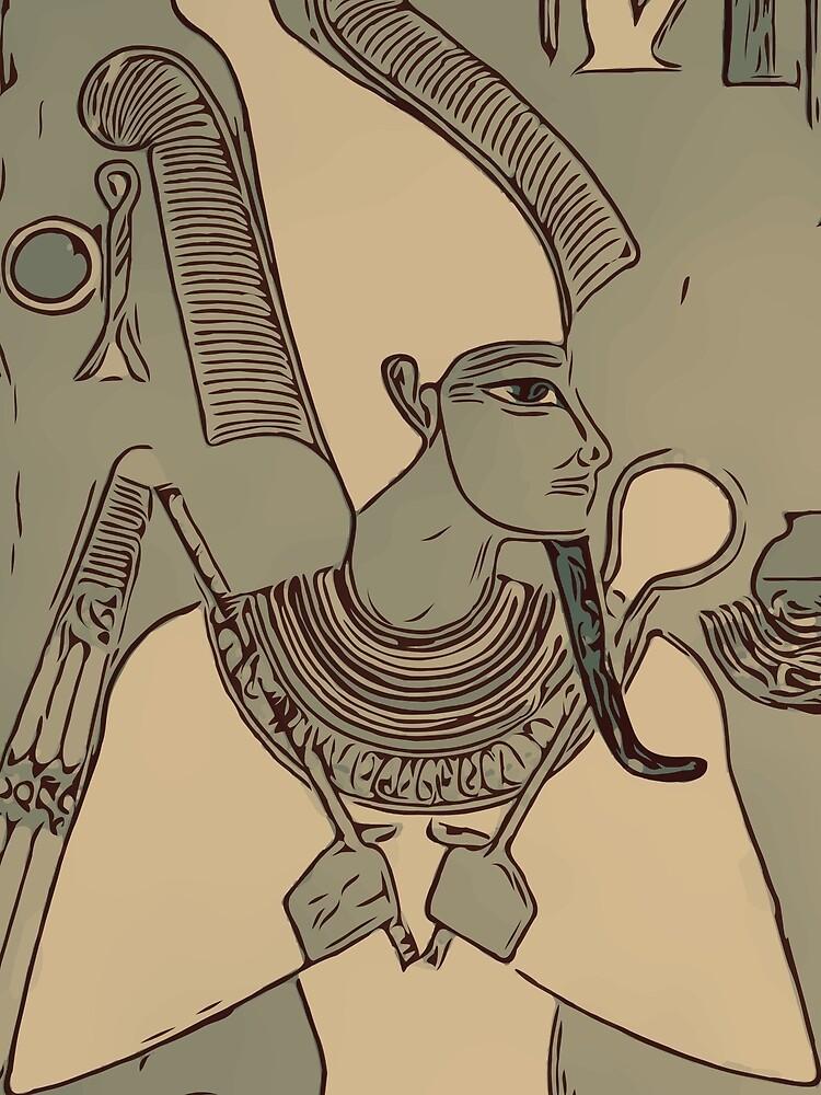 Osiris [comics edition] by Escarpatte