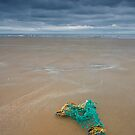 Stormy beach by tayforth