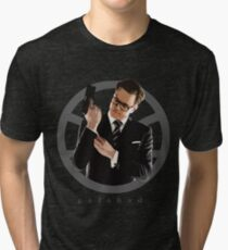 Galahad. Tri-blend T-Shirt