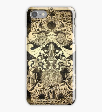 Death Mother Lover Muse iPhone Case/Skin