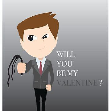 Valentine's Day - 50 shades of love by OvelhaNegra