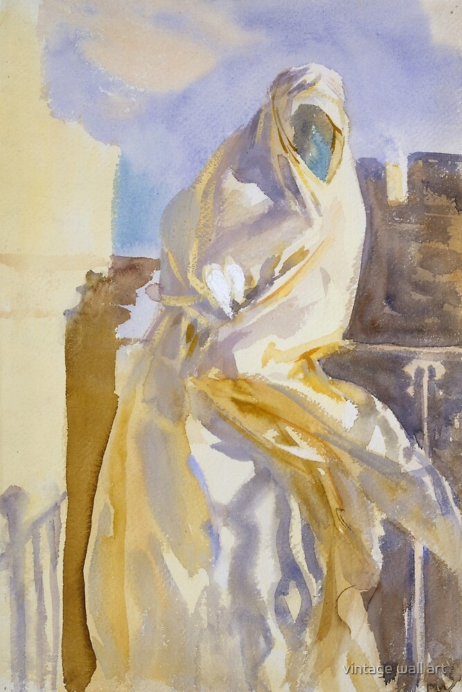 Arab Woman by John Singer Sargent, 1905 by fineearth