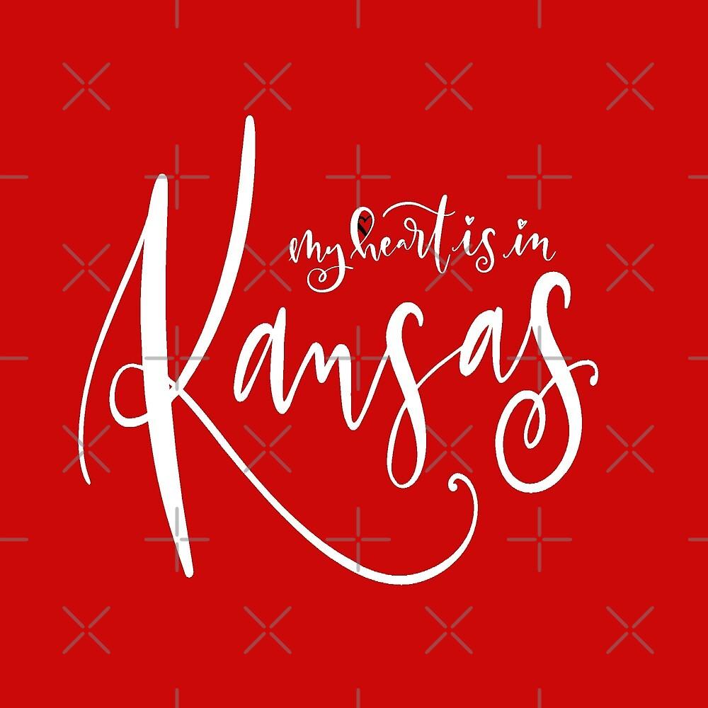 My Heart is in Kansas by Jayhawkgirl