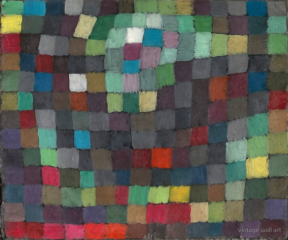 Paul Klee, May Picture, 1925 by fineearth