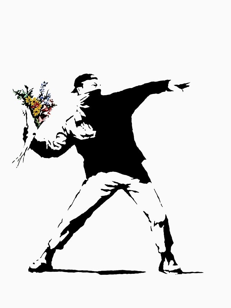 Flower Thrower  by TheBBEmporium