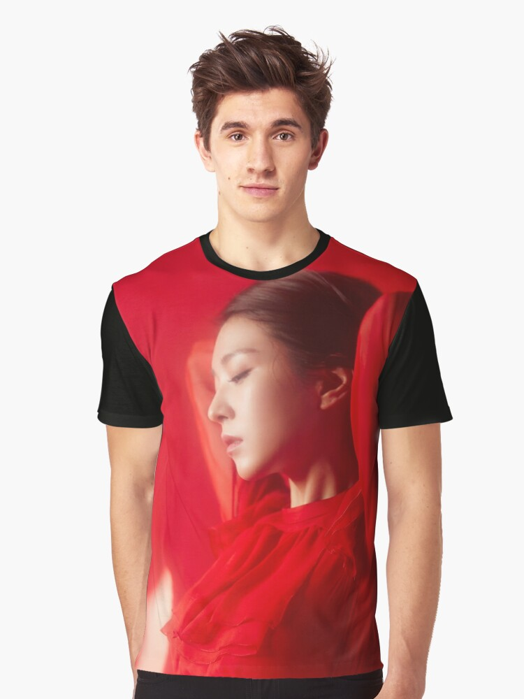 BoA ONE SHOT TWO SHOT Graphic T-Shirt Front