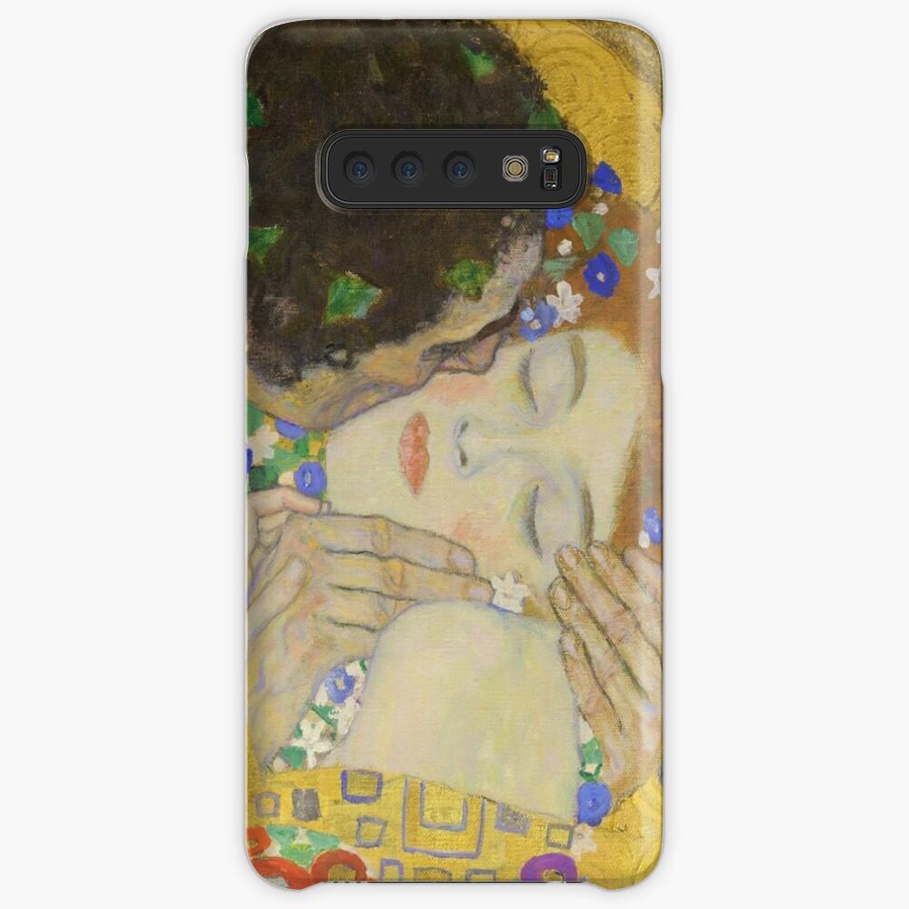 The Kiss - Gustav Klimt Case & Skin for Samsung Galaxy