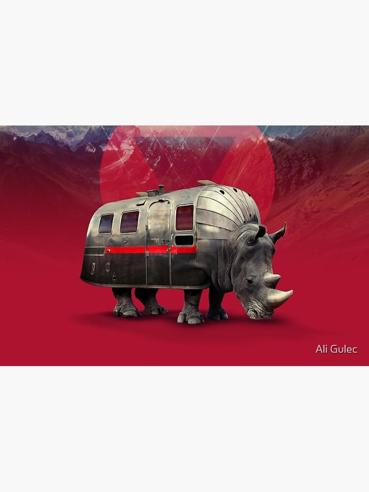 Rhino  by aligulec